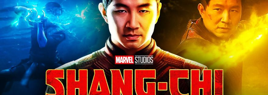 Shang-Chi movie banner Simu Liu