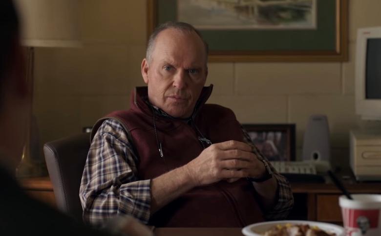 Michael Keaton in the Hulu series Dopesick