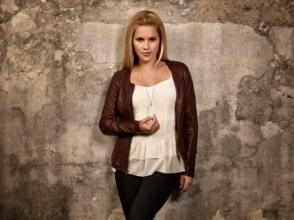 Claire Holt as Rebekah Mikaelson