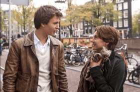 Hazel and Gus 1
