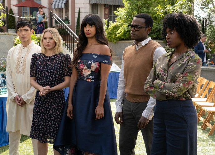The Good Place - A Chip Driver Mystery