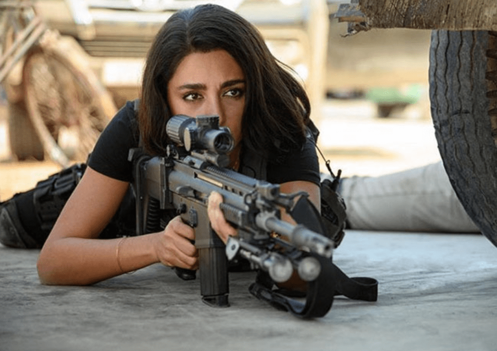 Exclusive Extraction S Golshifteh Farahani Talks Women Guns And Being A Badass