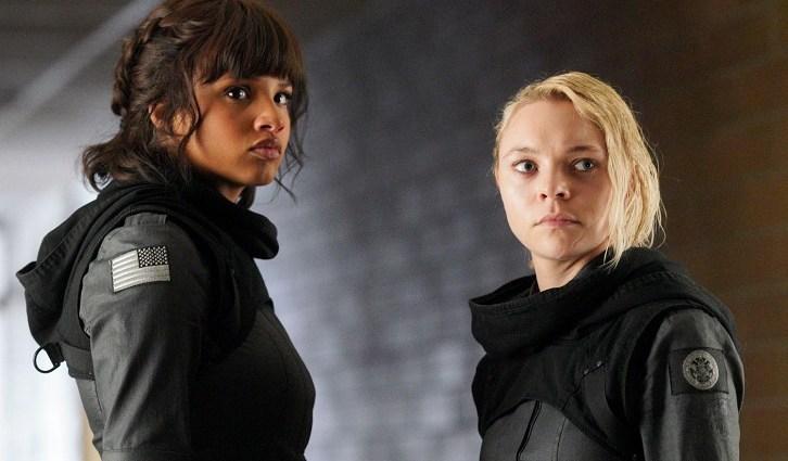 "'Motherland: Fort Salem' 1x08 Review: ""City Drop"""