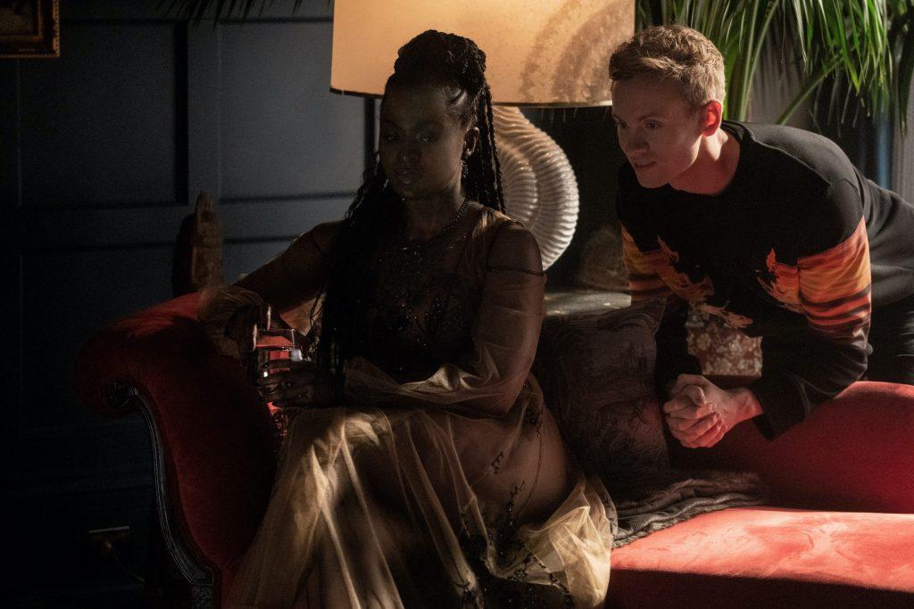EXCLUSIVE INTERVIEW: 'American Gods' Yetide Badaki Talks Bilquis and Finding Herself