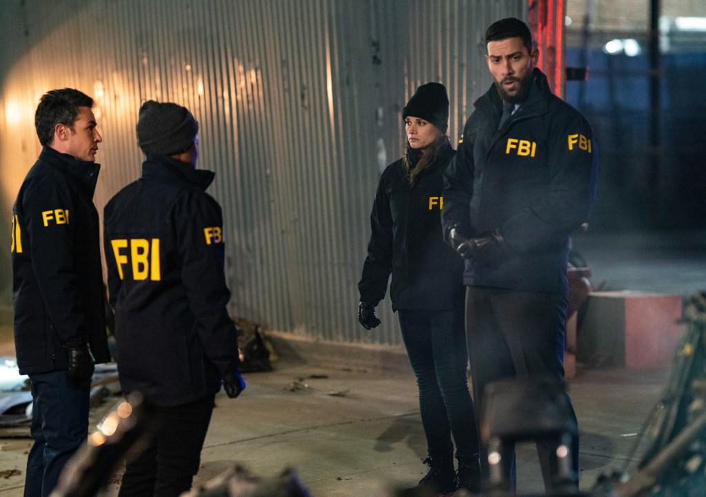 fbi walk the line