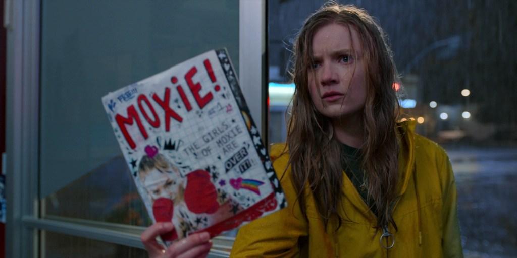 Revolution, baby! Moxie Movie Review