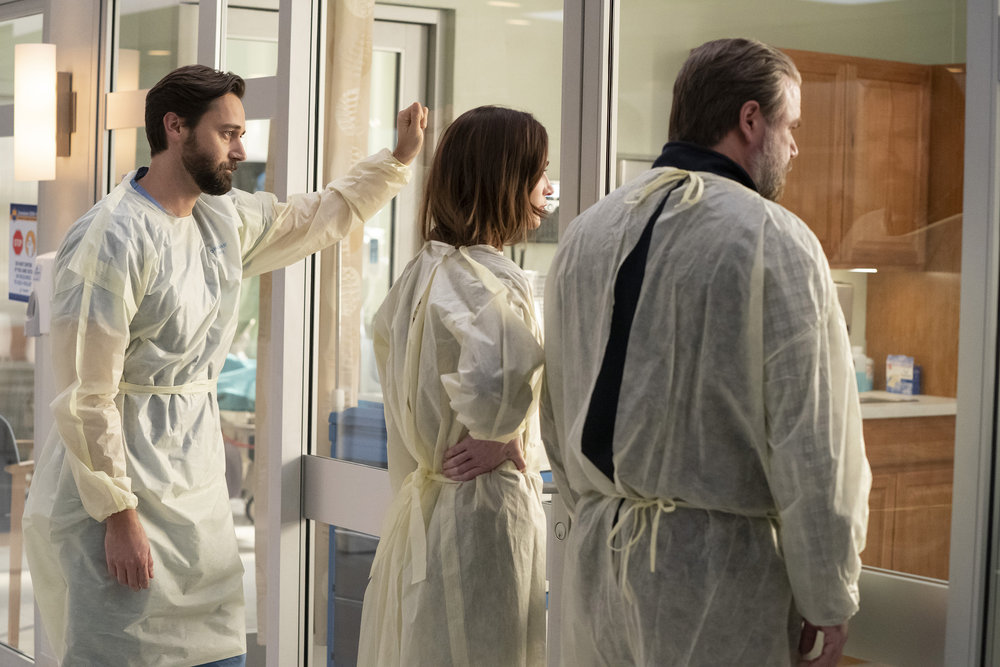 """NEW AMSTERDAM -- """"Essential Workers"""" Episode 302"""
