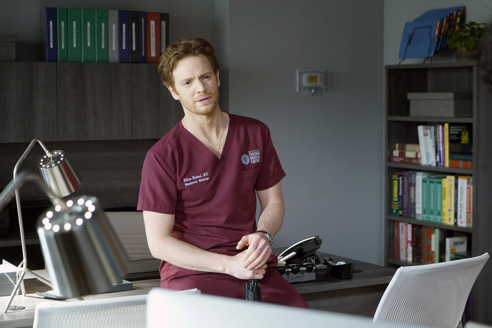 """CHICAGO MED -- """"For The Want Of A Nail"""" Episode 609"""
