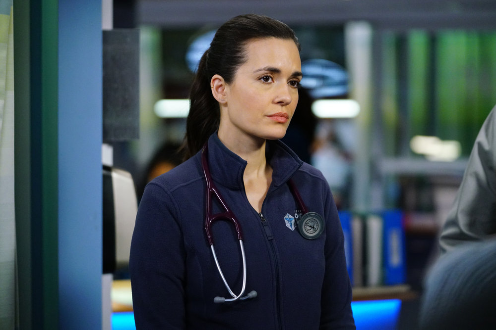 """Chicago Med 6x10 """"So Many Things We've Kept Buried"""""""