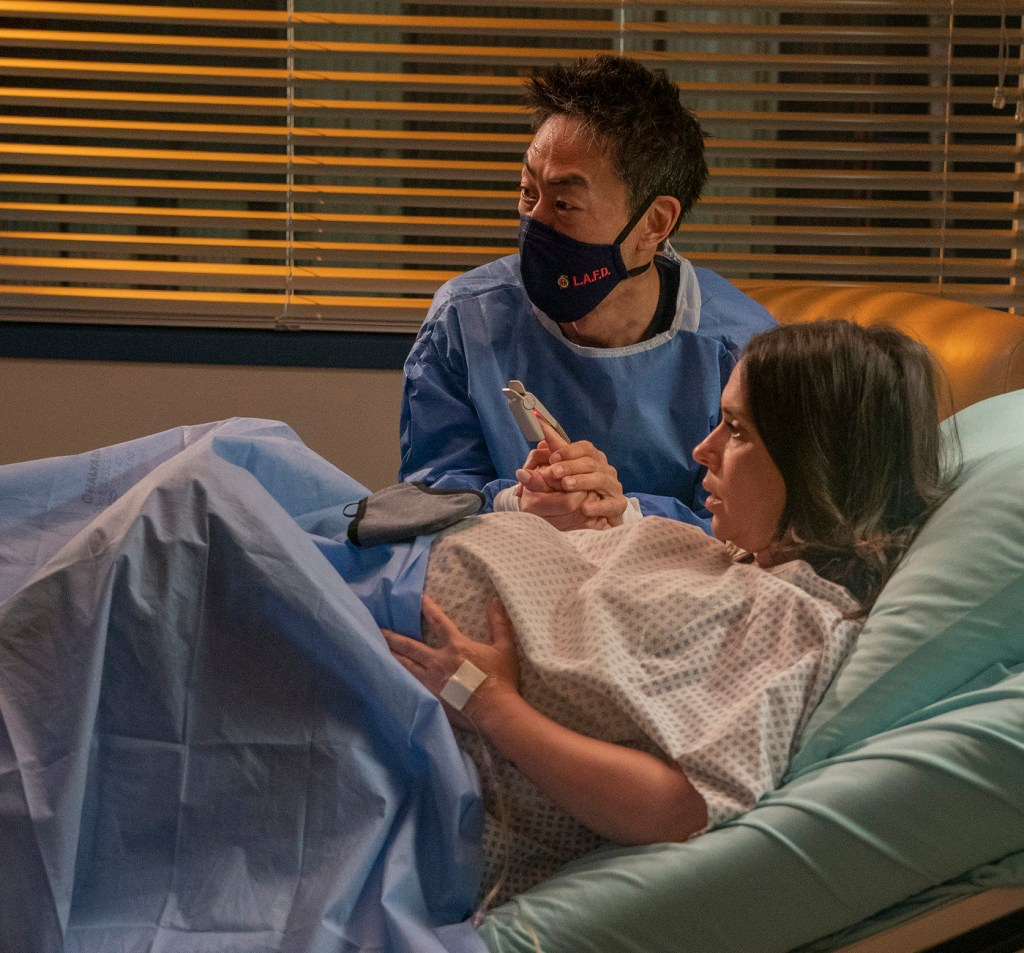 9-1-1 4x09 Review: Blindsided