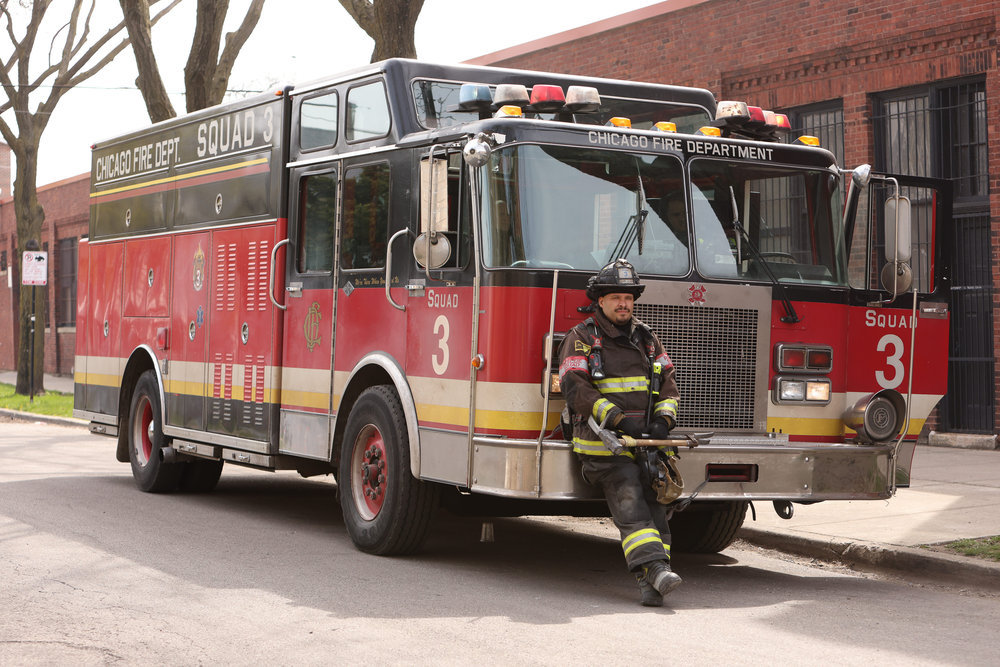 """CHICAGO FIRE -- """"What Comes Next"""" Episode 914"""