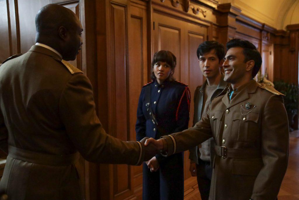 "'Motherland: Fort Salem' 2×06 Review: ""My 3 Dads"""