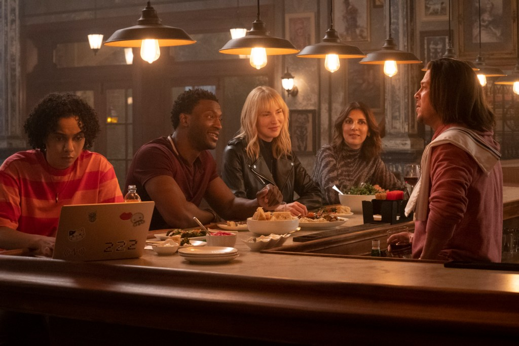 Leverage: Redemption 1x04 Review: The Tower Job