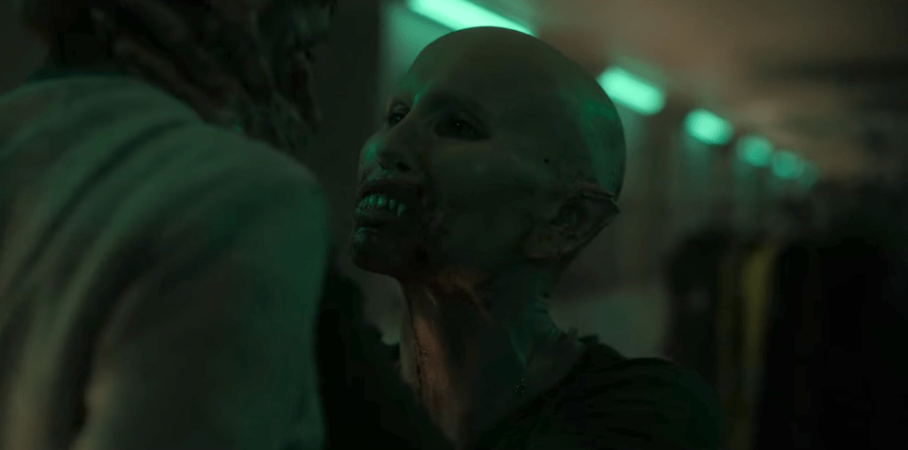 Netflix's 'Blood Red Sky' Review: Can't Believe a Vampire Movie Made Me Cry