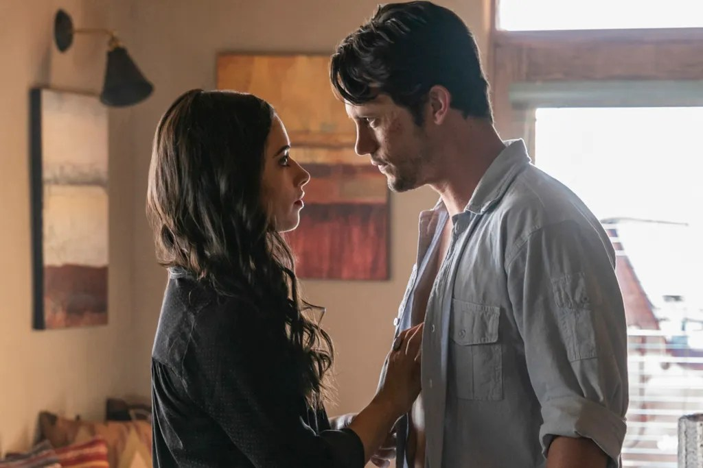 Roswell, New Mexico 3×03 Review: Black Hole Sun