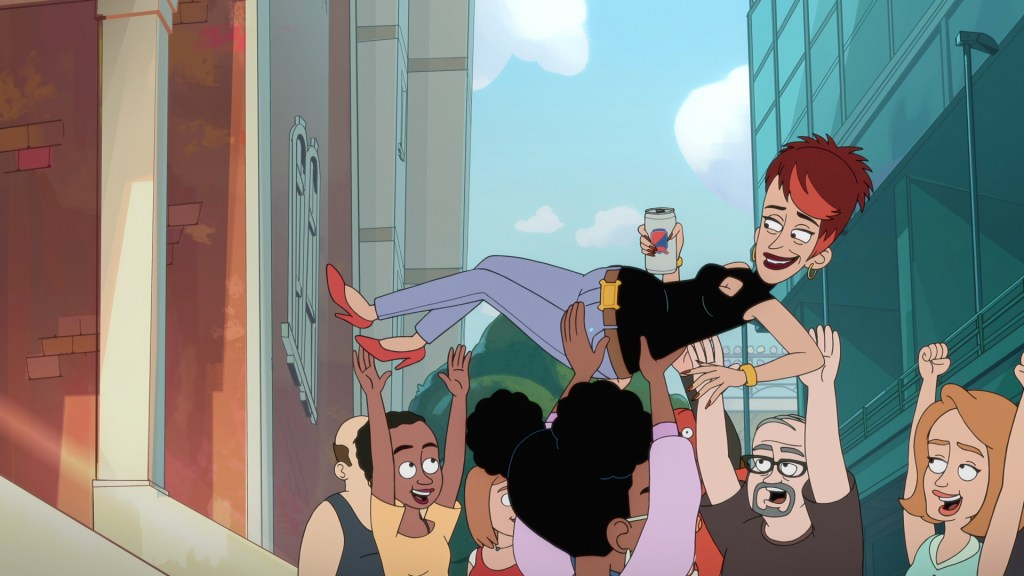 Chicago Party Aunt 1x03 Review: Ribs For Her Pleasure