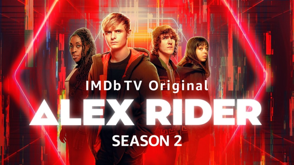 IMDb TV Releases Alex Rider Season 2 Premiere Date, Key Art And An Enigmatic Teaser