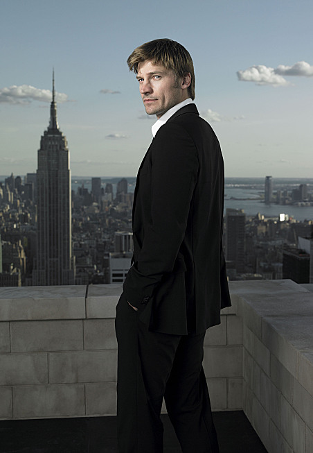 Nikolaj Coster-Waldau in New Amsterdam