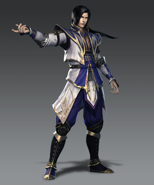 Dynasty Warriors 7 Cao Pi