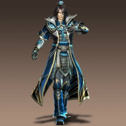Dynasty Warriors 7 Sima Shi