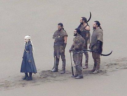 daenerys dothraki season 7