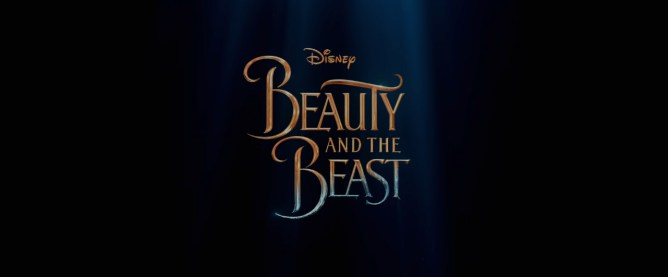 beauty and the beast 2017 trailer - title