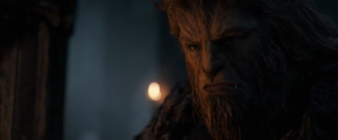 beauty and the beast trailer - beast