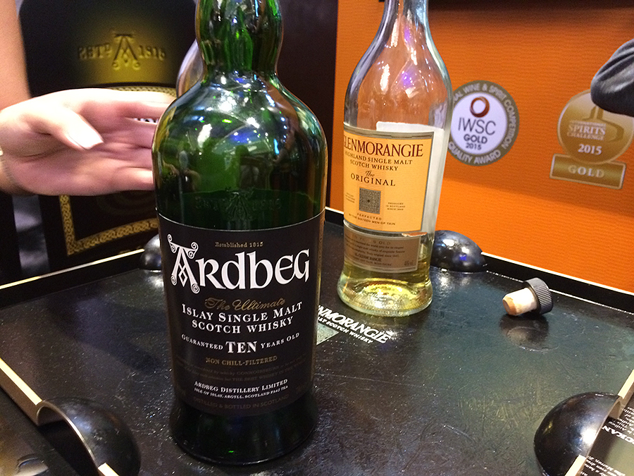 whisky live manila 2016 ardbeg