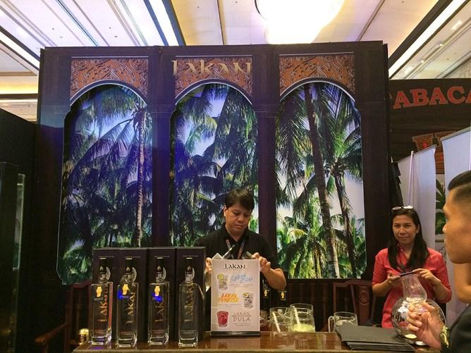 whisky live manila 2016 lakan booth