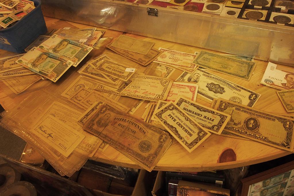 istorya vintage appreciation fair 2017 peso bills