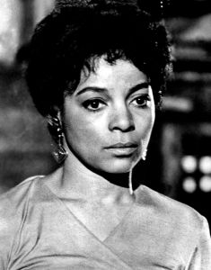 Ruby Dee in 1972
