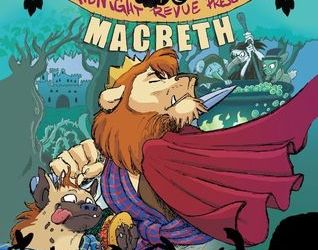 Cover of The Stratford Zoo Midnight Revue Presents Macbeth