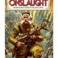 Dr. Grordbort: Onslaught Cover