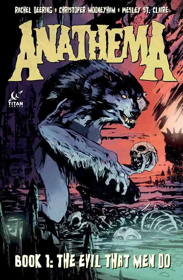 ANATHEMA BOOK 1