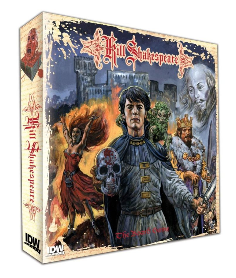 Kill Shakespeare IDW Game