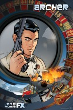 Cobra Whiskey and Lady Boy Hookers? Archer is back with 'The Holdout'