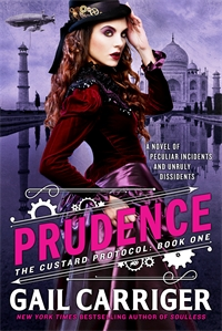 Cover for Prudence by Gail Carriger