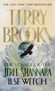 The Voyage of the Jerle Shannara Isle Witch cover