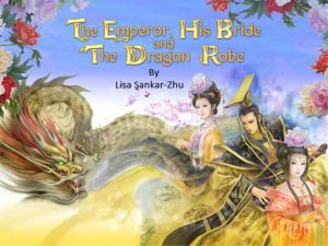 The Emperor His Bride and the Dragon Robe Cover