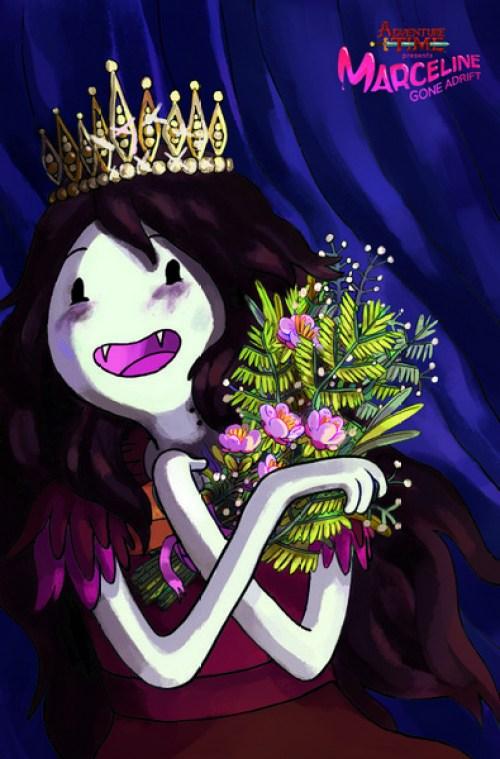 2015 Emerald CIty Comicon_Marceline Gone Adrift 001