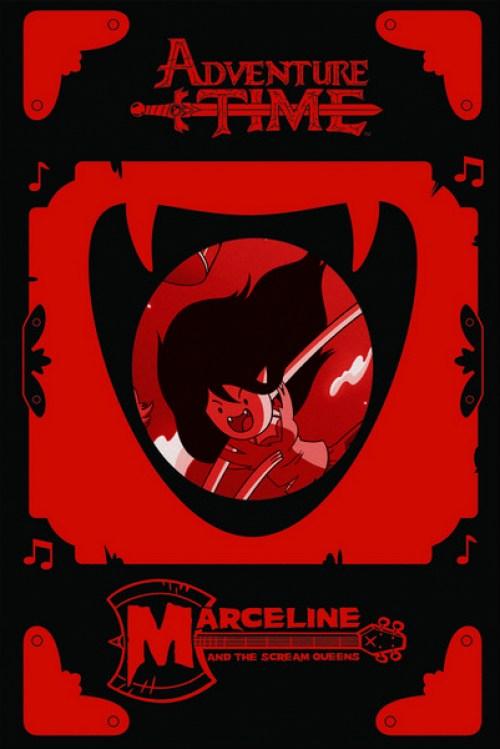 2015 Emerald CIty Comicon_Marceline and the Scream Queens Enchiridion HC