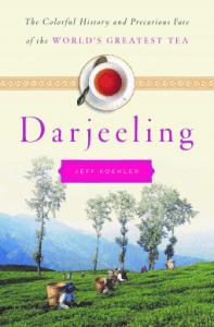 The cover for Darjeeling by Jeff Koehler