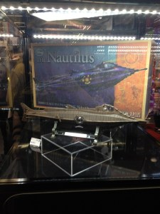 The Nautilus at the Bluefin Booth