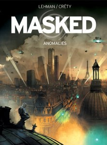 Masked Vol 1 Cover