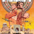 Cover for Chrononauts 2