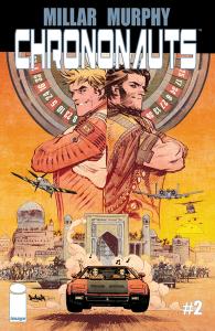 Cover for Chrononauts 2