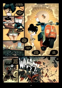 Mutafukaz Preview page 2 of 2