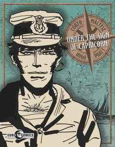 Cover for Corto Maltese: Under the Sign of Capricorn,