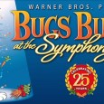 Logo: Bugs Bunny at the Symphony Celebrating 25 years