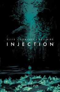 Injection #1 Cover A